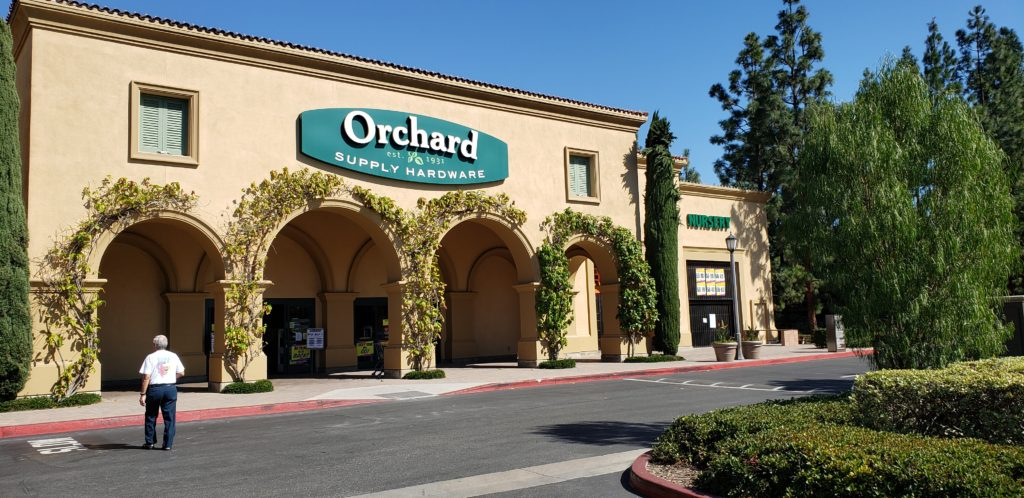 Orchard Supply Hardware Closing Sale