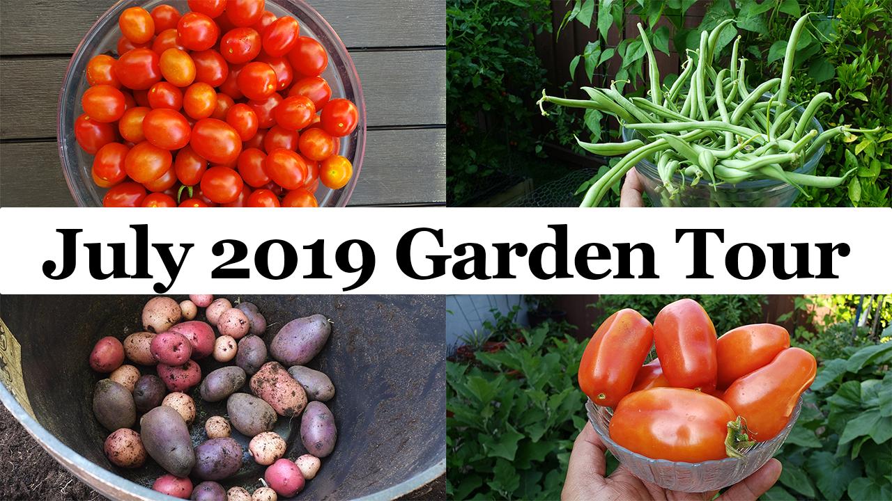 California Garden Tour July 2019